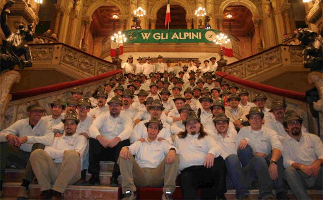 Coro della Brigata alpina Tridentina