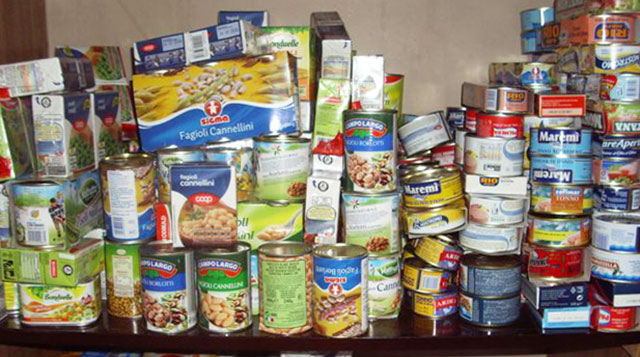 11931 1 ev alimentariA Donacibo: Un grande successo! E gli studenti ringraziano