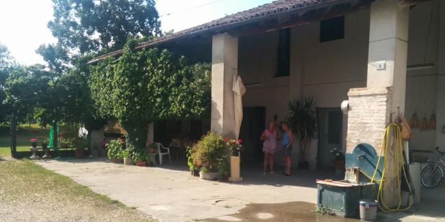 Casale cremasco sabato concerto in cascina for Articoli casa online