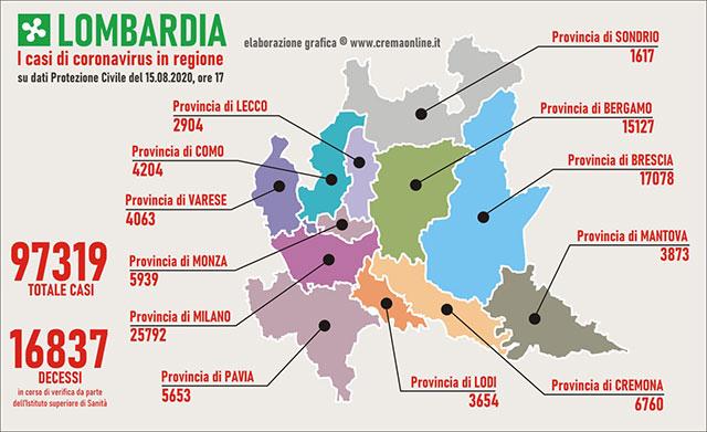 Province Lombardia Cartina.Province Lombardia Mappa