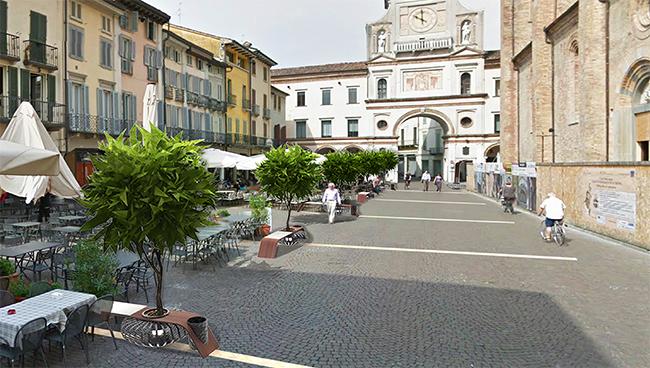 Progetto Di Arredo Urbano.Crema Arredo Urbano Di Piazza Duomo Ecco I Vincitori